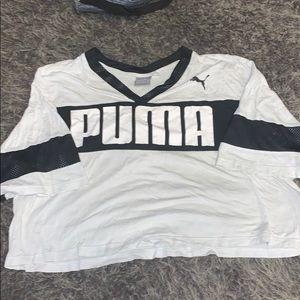 Puma Workout Crop Top